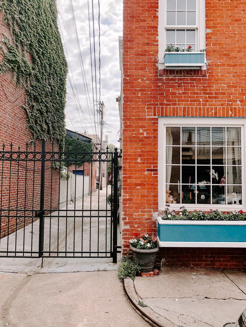 Baltimore ginger mojito gate